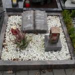 2 urnengrabstein
