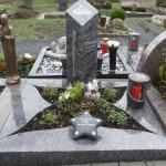 3 urnengrabstein