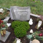 5 urnengrabstein