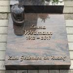 Grabplatte wedmann